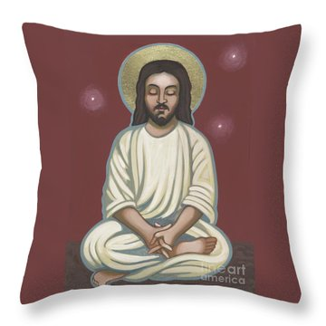 Jesus Listen And Pray 251 Throw Pillow