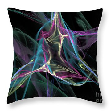 Jete Throw Pillow