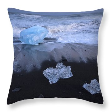 Jewell Of The Sea Throw Pillow