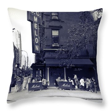 J.g. Melon - Manhattan  Throw Pillow