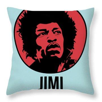 Rock N Roll Throw Pillows