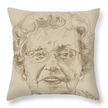 Joanne Throw Pillow