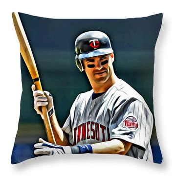Mauer Throw Pillows