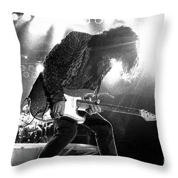 Joeperry-gp03 Throw Pillow by Timothy Bischoff