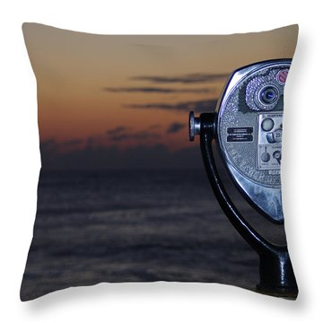 Throw Pillow featuring the photograph Johnny V by Greg Graham