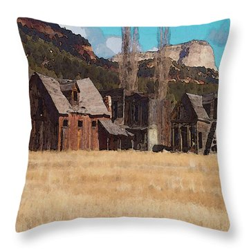 Johnsonville Throw Pillow