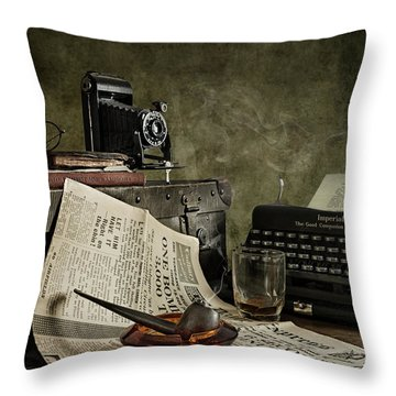 Write Throw Pillows