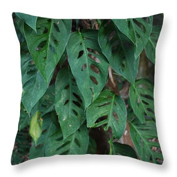 Jot Throw Pillow