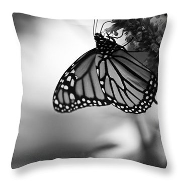 Journey On Throw Pillow