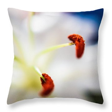 Joy Is Noticing The Small Things! Throw Pillow