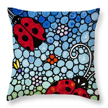 Lady Bug Home Decor