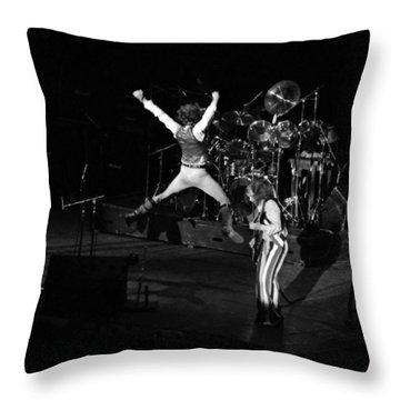 Jt #51 Crop 2 Throw Pillow