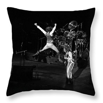 Jt #51 Crop 2 Throw Pillow