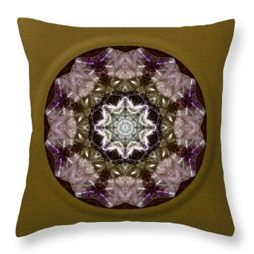 Jungle Eyes Throw Pillow