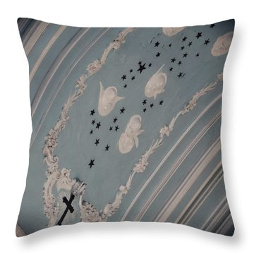 Throw Pillow featuring the photograph Jupiter  by Zinvolle Art