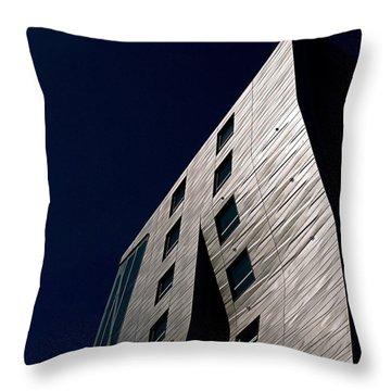 Just A Facade Throw Pillow