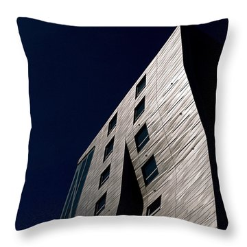Just A Facade Throw Pillow