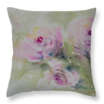 Just For You. #12 Throw Pillow