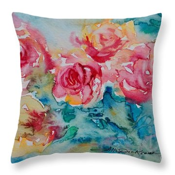 Just For You. #4 Throw Pillow