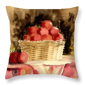 Just For You Throw Pillow by Melly Terpening