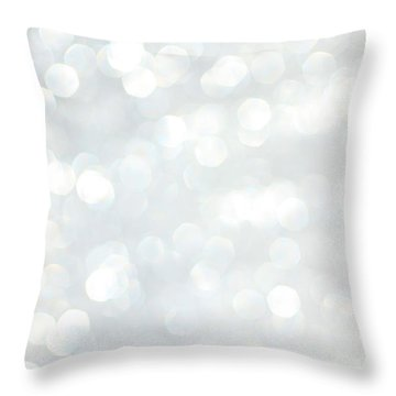 Just Like Heaven Throw Pillow