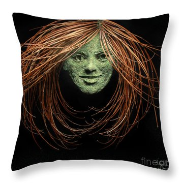 Just Once More Throw Pillow by Adam Long