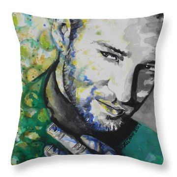 Justin Timberlake...01 Throw Pillow