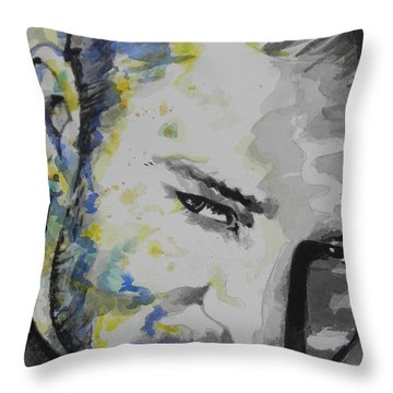 Justin Timberlake...02 Throw Pillow