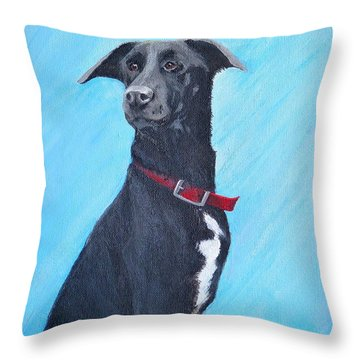 Kahlua Throw Pillow