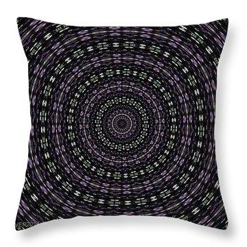 Kaladascope Throw Pillow
