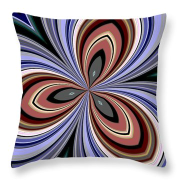 Kalida 34 Throw Pillow