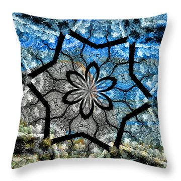 Kalida 4 Blend Throw Pillow