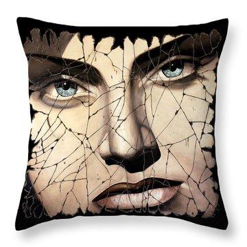 Kallisto Throw Pillow