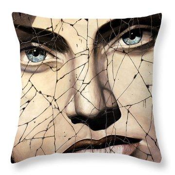 Kallisto - Study No. 1 Throw Pillow