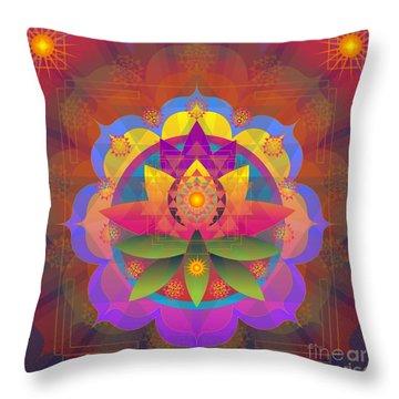 Kamalabhu 2014 Throw Pillow