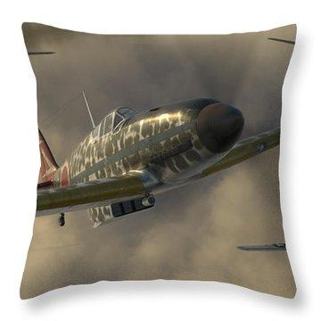 Aviation Throw Pillows