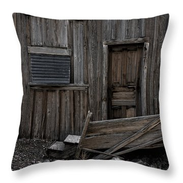 Keeler - 2015 - #3 Throw Pillow