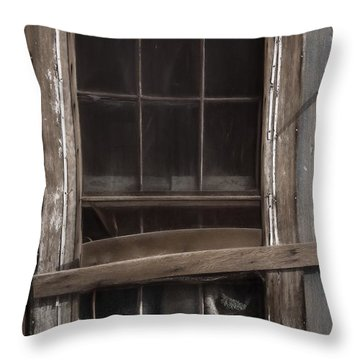 Keeler - 2015 - #4 Throw Pillow