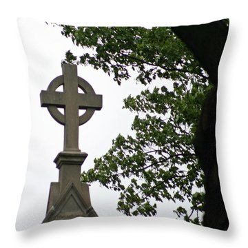 Keeping The Faith Throw Pillow