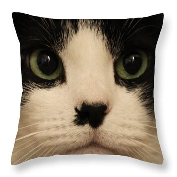 Keetzkeetz Throw Pillow