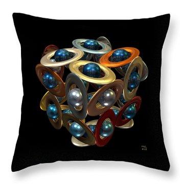 Kepler's Dream Throw Pillow