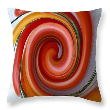 Ketchup To Be Throw Pillow