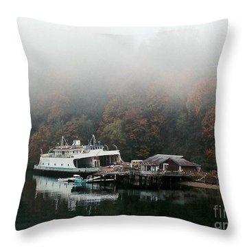 Ketron Island Throw Pillow
