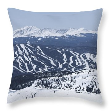 Keystone  Throw Pillow