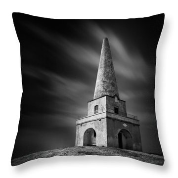 Killiney Hill Throw Pillow