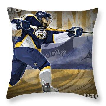 Kimmo Timonen Throw Pillow