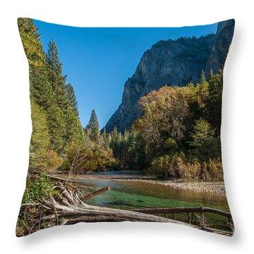 Kings River 1-7807 Throw Pillow