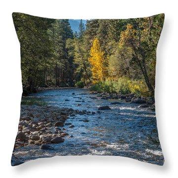 Kings River 1-7813 Throw Pillow