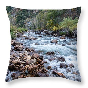 Kings River 1-7818 Throw Pillow