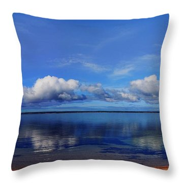 Kingscote View Throw Pillow